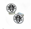 New Orleans Privateers Sterling Silver Cufflinks