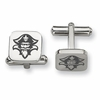 New Orleans Stainless Steel Cufflinks