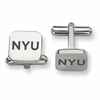 New York Bobcats Stainless Steel Cufflinks