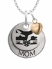 New York Violets MOM Necklace with Heart Charm