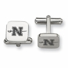 Nicholls State Colonels Stainless Steel Cufflinks