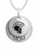 Norfolk State Spartans MOM Necklace