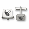Norfolk State Spartans Stainless Steel Cufflinks