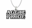 North Carolina A&T Aggies Spirit Mark Charm