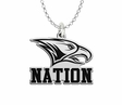 North Carolina Central Eagles Spirit Mark Charm