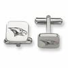 North Carolina Central Eagles Stainless Steel Cufflinks