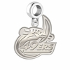 North Carolina Charlotte 49ers Dangle Charm