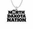 North Dakota Athletics Spirit Mark Charm