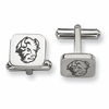 North Dakota State Bisons Stainless Steel Cufflinks