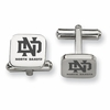 North Dakota UND Stainless Steel Cufflinks