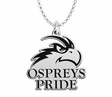 North Florida Ospreys Spirit Mark Charm