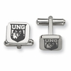 North Georgia Nighthawks Stainless Steel Cufflinks