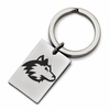 Northern Illinois Key Ring