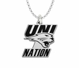 Northern Iowa Panthers Spirit Mark Charm