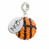 Northern Kentucky Crystal Drop Charm