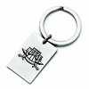 Northern Kentucky Norse Stainless Steel Key Ring
