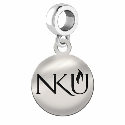 Northern Kentucky Round Dangle Charm