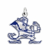 Notre Dame Fighting Irish Logo Charm