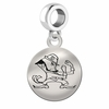 Notre Dame Round Dangle Charm