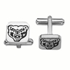 Oakland Golden Grizzlies Stainless Steel Cufflinks