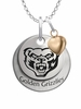 Oakland Golden Grizzlies with Heart Accent