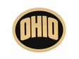Ohio Bobcats 14kt Gold Bead