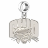 Ohio Bobcats Dangle Charm