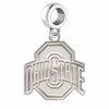 Ohio State Buckeyes Dangle Charm