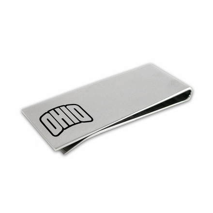 Ohio University Bobcats Money Clip