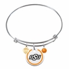 Oklahoma State Cowboys Bangle Bracelet