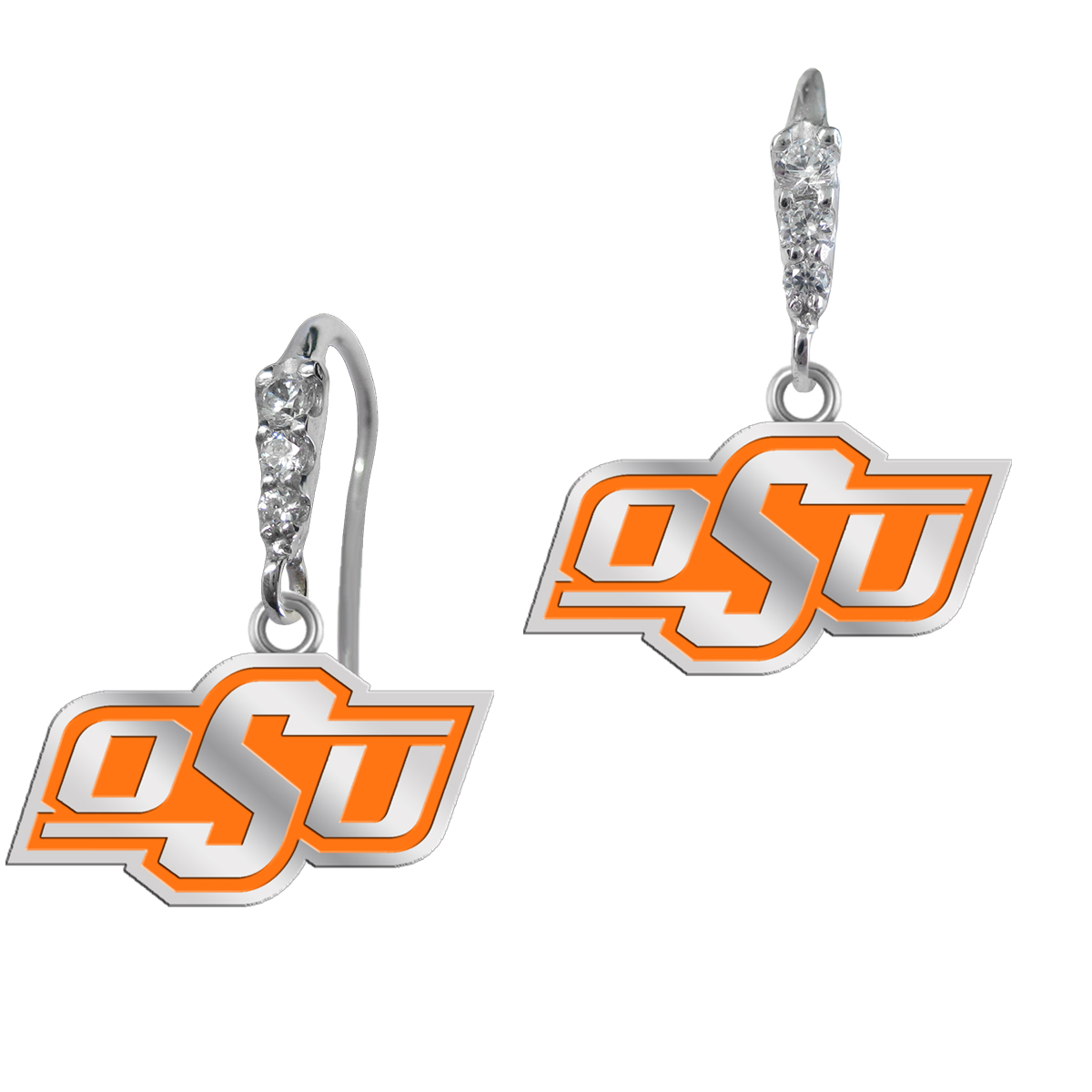 osu cowboys coloring pages - wholesale oklahoma state cowboys cz and enamel logo drop