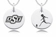 Oklahoma State Cowboys Football Charm