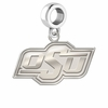 Oklahoma State Cowboys Dangle Charm