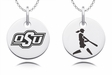 Oklahoma State Cowboys Softball Charm