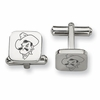 Oklahoma State Cowboys Stainless Steel Cufflinks
