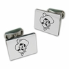 Oklahoma State Cowboys Sterling Silver Cuff Links