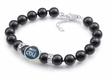 Old Dominion Monarchs Black Pearl Bracelet