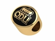 Old Dominion Monarchs 14kt Bead