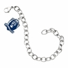 Old Dominion Monarchs Color Logo Charm Bracelet