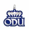Old Dominion Monarchs Logo Charm