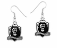 Old Dominion Monarchs Logo Drop Earrings
