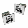 Old Dominion Monarchs Sterling Silver Cuff Links