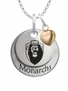 Old Dominion Monarchs with Heart Accent
