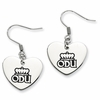 Old Dominion The Monarchs Heart Earrings