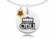 Old Dominion The Monarchs Necklace with Flower Charm