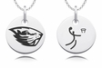 Oregon State Beavers Basketball Charm