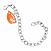 Oregon State Beavers Color Logo Charm Bracelet