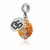 Oregon State Beavers Football Dangle Charm