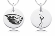 Oregon State Beavers Golf Charm