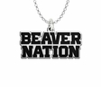 Oregon State Beavers Spirit Mark Charm